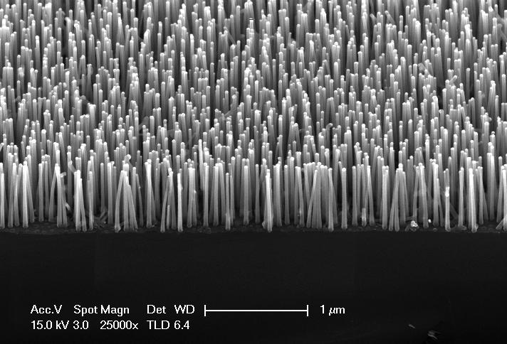 Resultado de imagen de nanohilos cuánticos