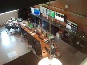 Sala de control del ESRF